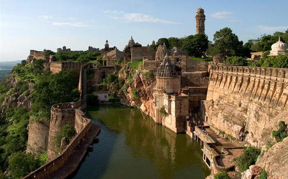 Hill Forts, Rajasthan