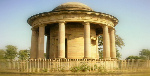 Lord Cornwallis Tomb, Ghazipur