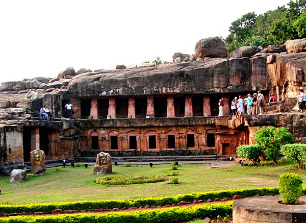 Udaygiri and Khandagiri Caves1